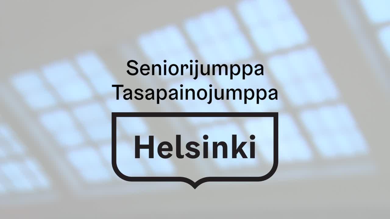Seniorijumppa - Jakso 29 – Tasapainojumppa