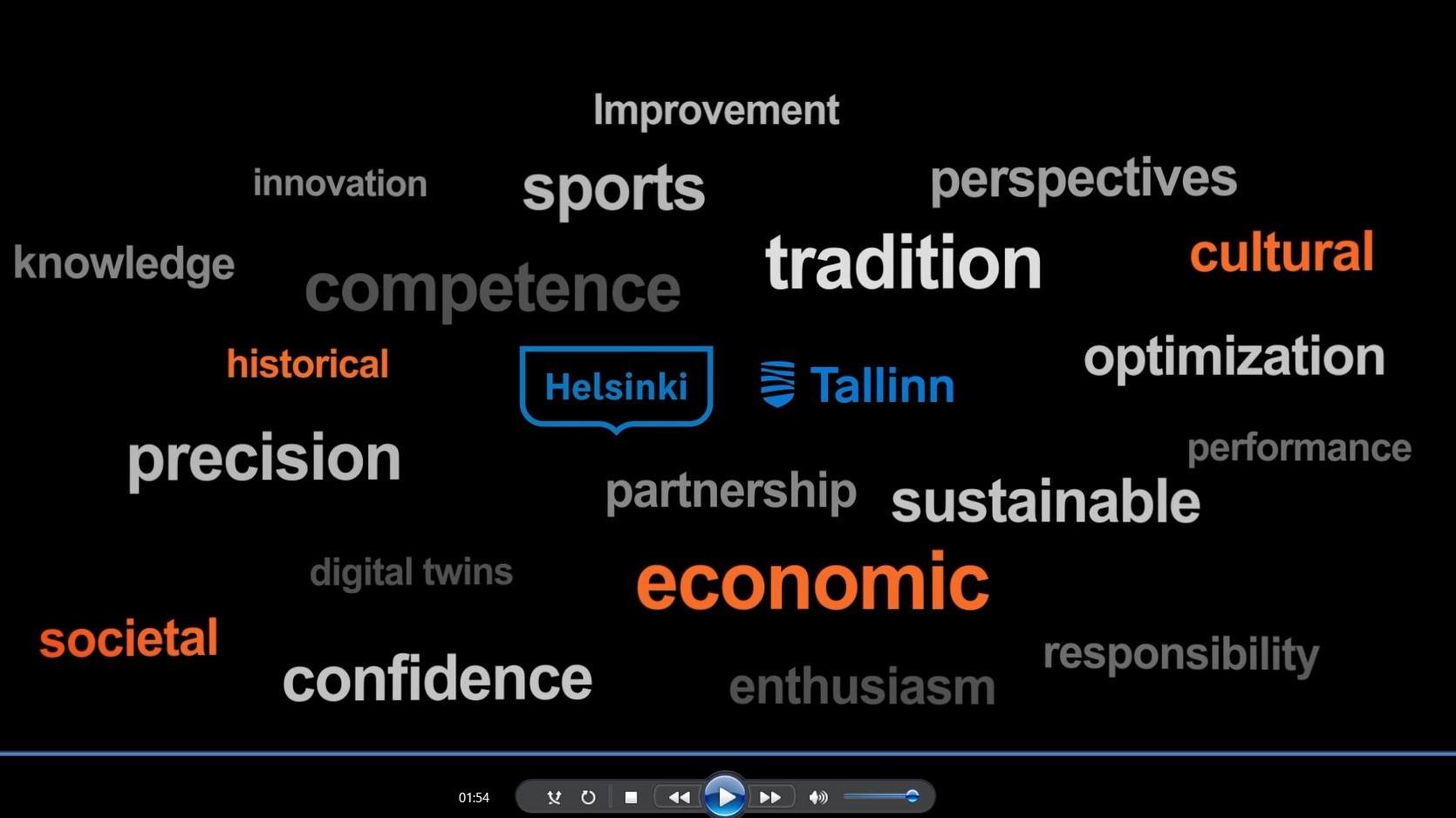 Mikä yhdistää Helsinkiä ja Tallinnaa? Kaupunkien 3D-mallien demo
