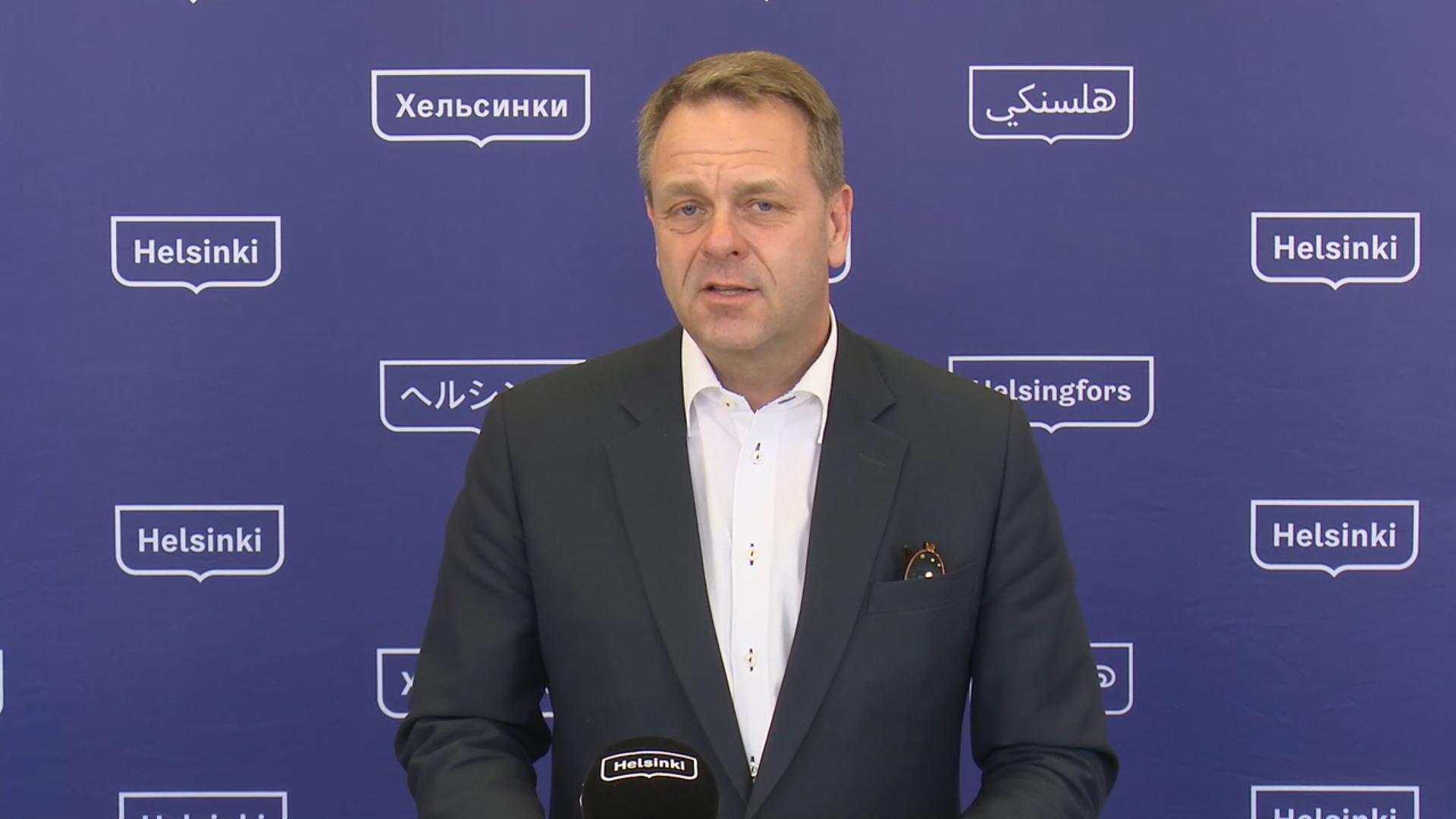Pormestarin info koronavirustilanteesta 3.6.2021