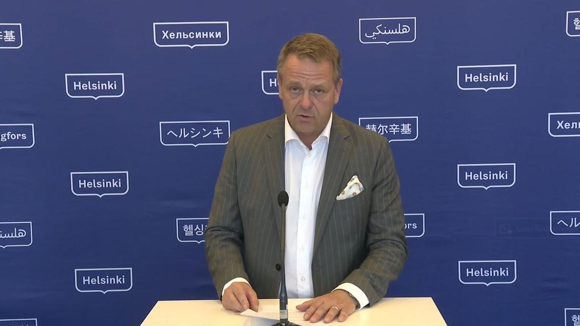 Pormestarin info koronavirustilanteesta 1.7.2021