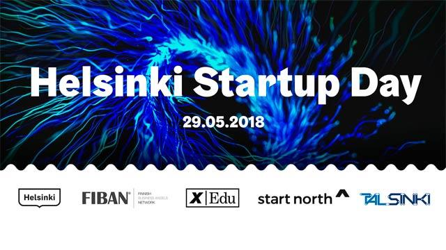 Helsinki Startup Day 29.5.2018