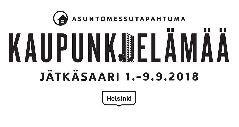 Asuntomessutapahtuma Kaupunkielämää Jätkäsaaressa