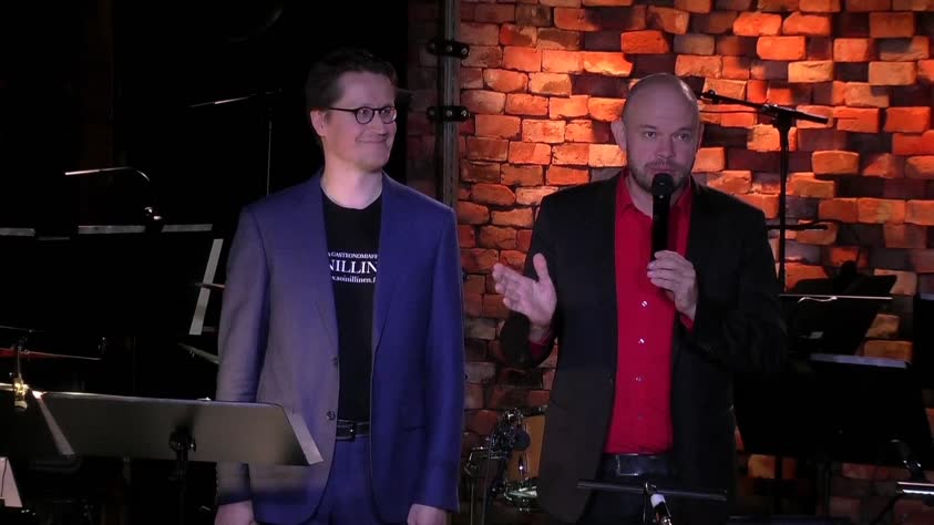 Enemmän irti esityksestä 11.10.2018: Teemu Viinikainen