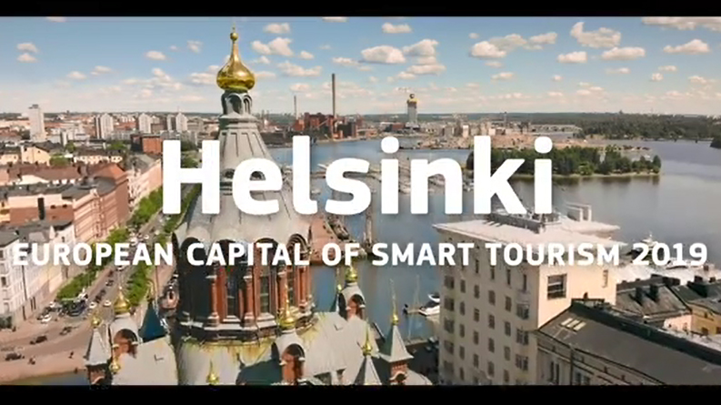 Helsinki won European Capital of Smart Tourism 2019 competition