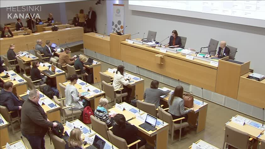 Maakuntavaltuuston kokous 12.3.2019
