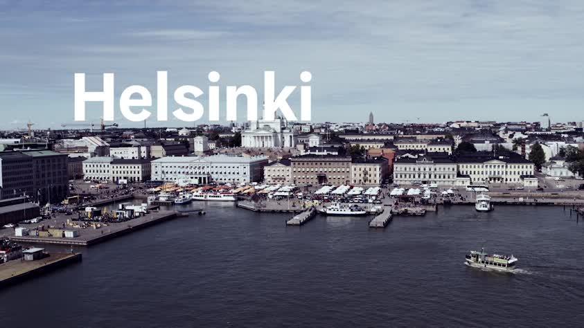 Carbon neutral Helsinki