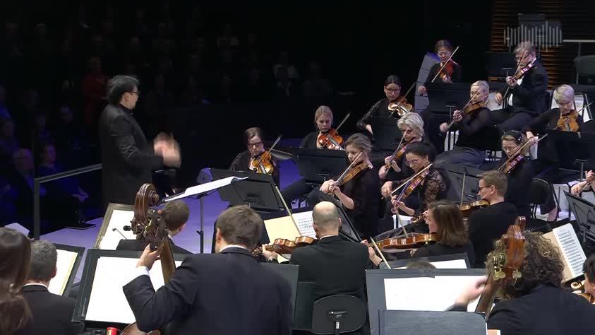 Kaupunginorkesterin konsertti 10.1.2020