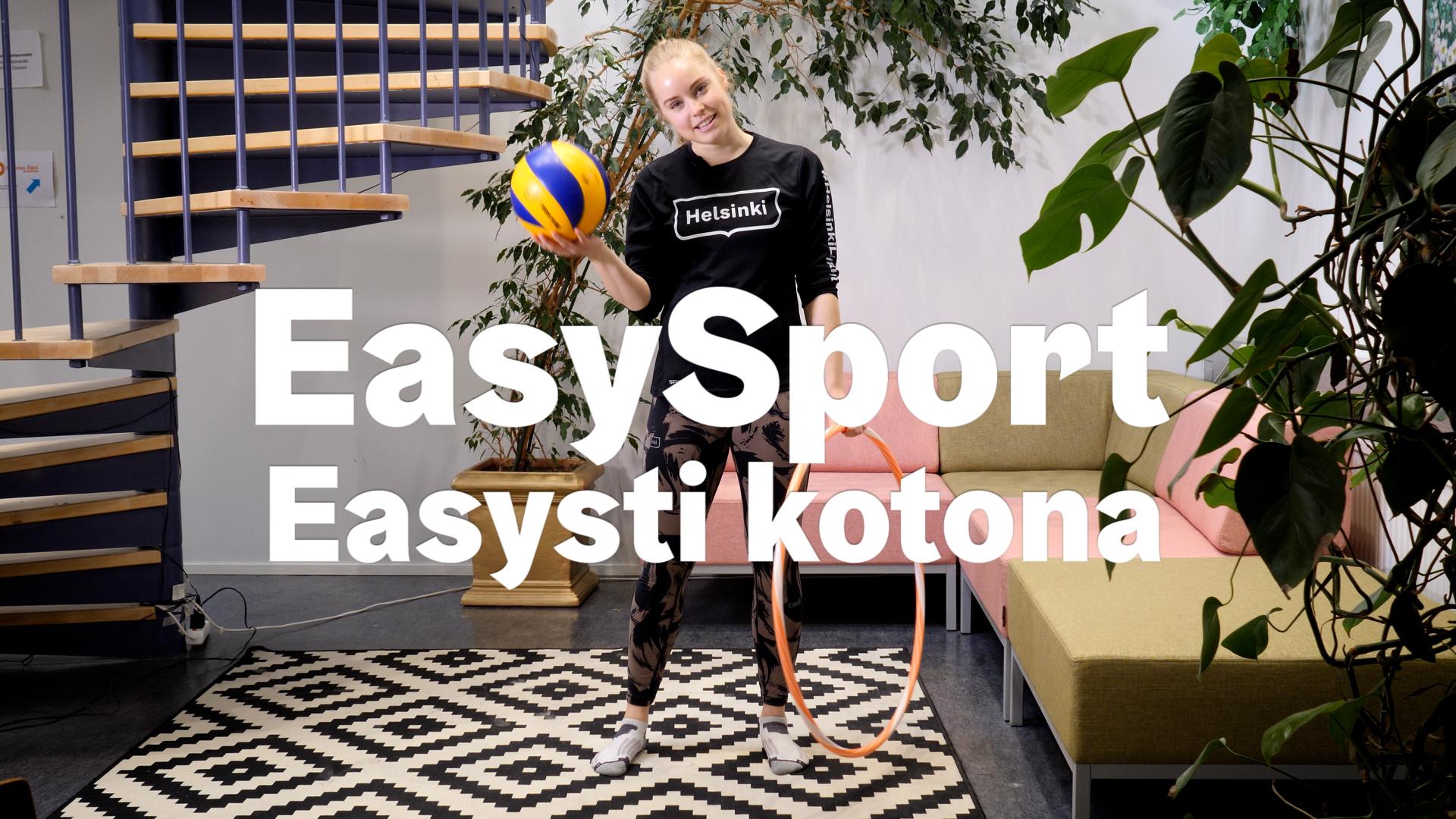 EasySport: Palloilu