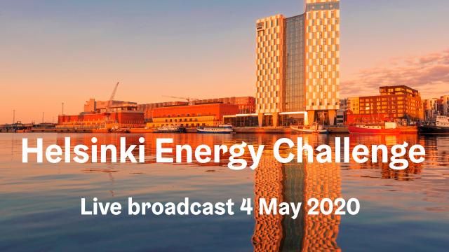 Helsinki Energy Challenge 4.5.2020