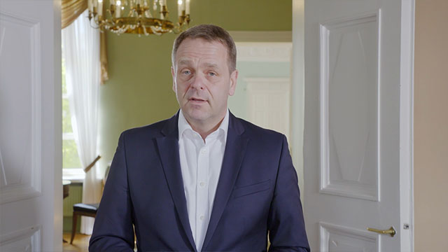 Pormestari Jan Vapaavuoren puhe Helsinki-päivänä 2020