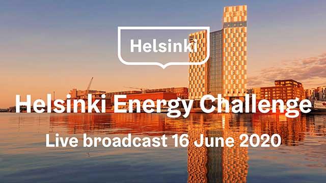 Helsinki Energy Challenge 16.6.2020