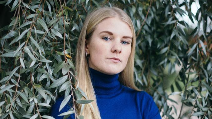 Författarbesök på distans: Hanna Ylöstalo