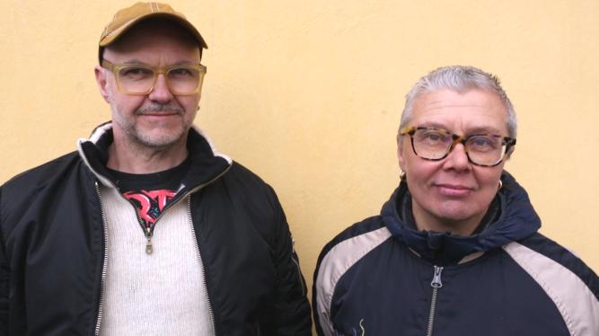 HAM Taiteilijahaastattelu: Andy Best ja Merja Puustinen