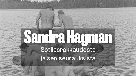 Ihmisenä sodassa -luentosarja 4/7
