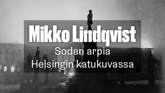 Ihmisenä sodassa -luentosarja 6/7