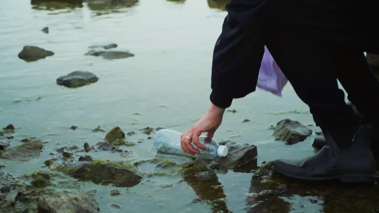 Miten Itämerta voitaisiin suojella muoviroskalta?