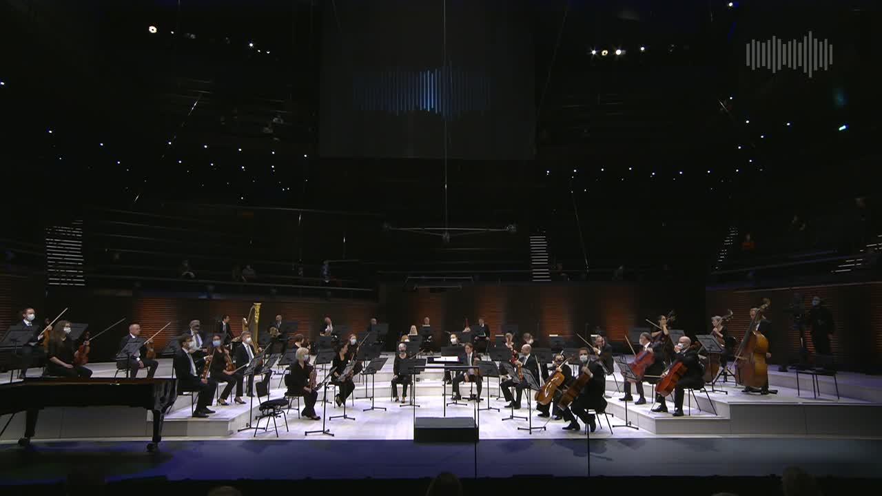 Kaupunginorkesterin konsertti 9.10.