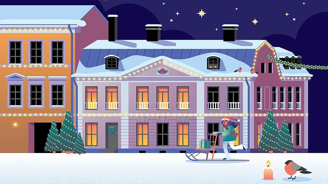 Helsingin kaupunginmuseo: 24 joulutarinaa