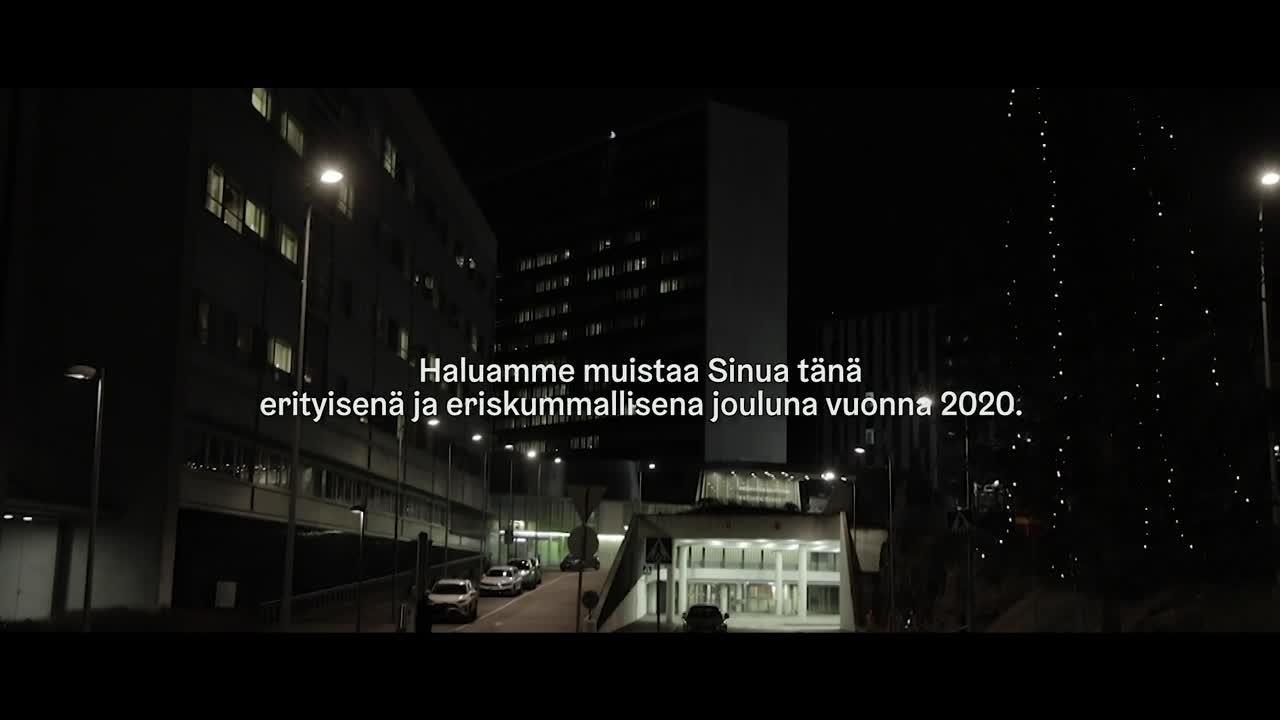 Taidelahja 2020 - Janna Hurmerinta: Kiitos