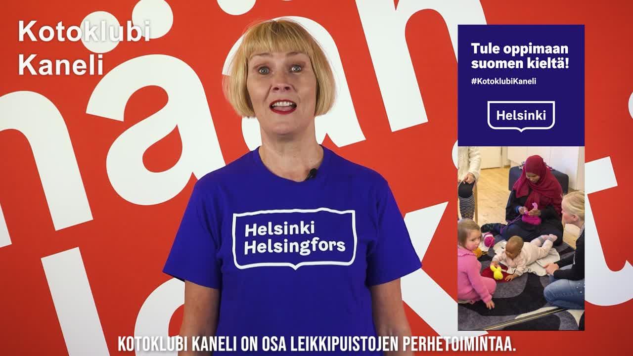Kotoklubi Kanelin esittely - Suomi