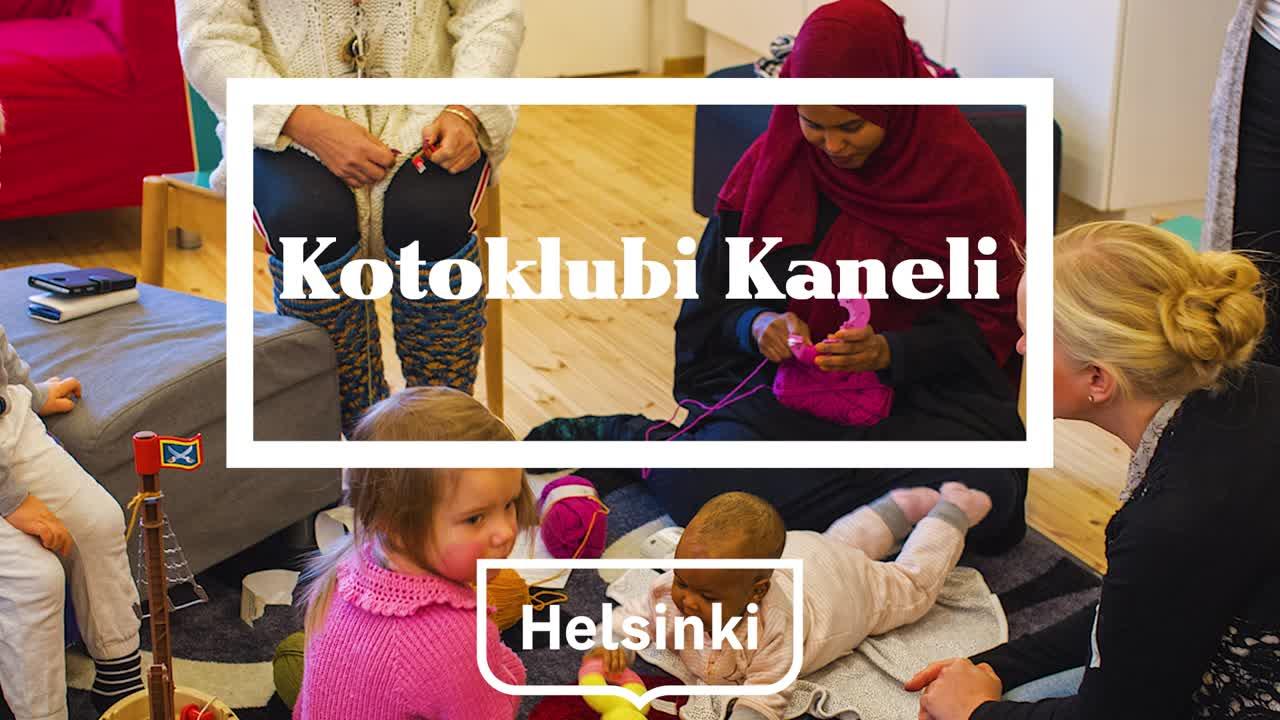 Kotoklubi Kaneli - Minä olen, minä puhun