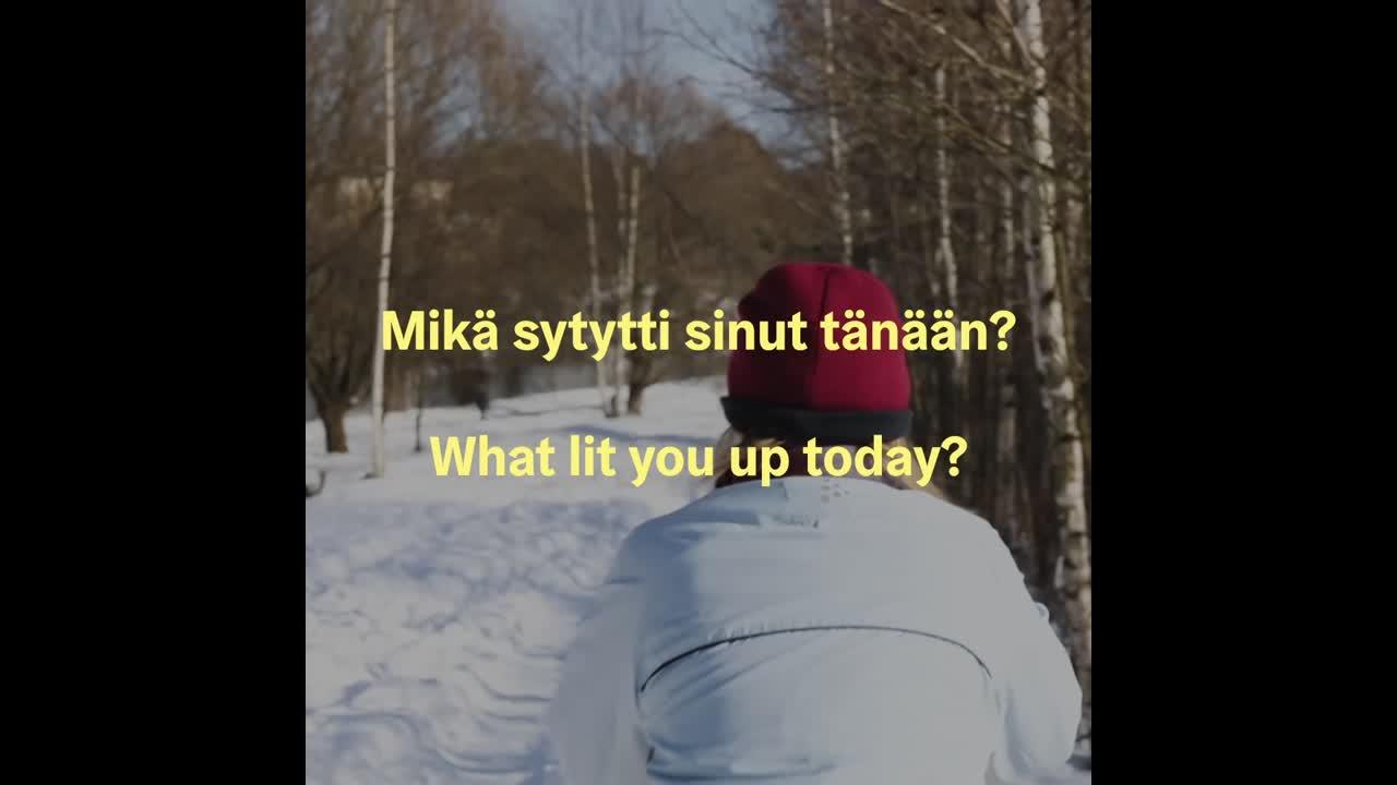 Tervetuloa Helsinki-lähettilääksi!
