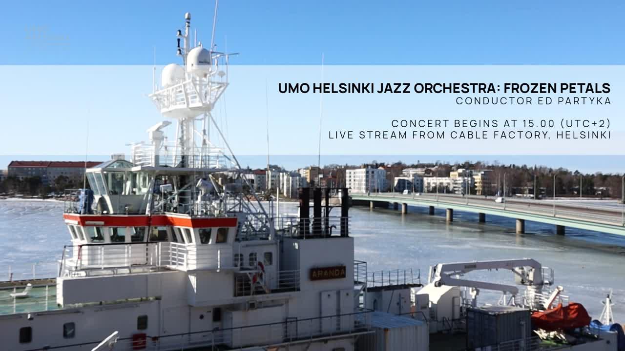 UMO Helsinki Jazz Orchestra: Frozen Petals